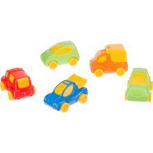 Baby Cars, 5er Set  (Fahrzeuge Parkgaragen)  Kinder