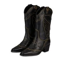 GANNI Cowboy Boots HIGH TEXAS