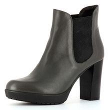 Evita Shoes Stiefeletten grau Damen
