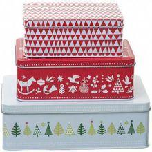 Rico Design Keksdosenset Weihnachten