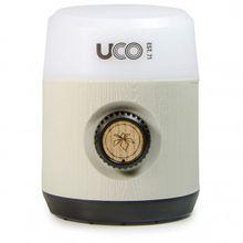 UCO - LED Laterne Rhody - LED-Lampe weiß/grau