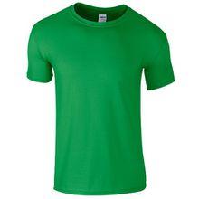 Gildan Kinder Unisex T-Shirt (M (7-8 Jahre)) (Irisches Grün)