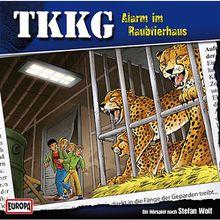 CD TKKG 180 - Alarm im Raubtierhaus Hörbuch