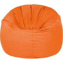 Outdoor-Sitzsack Donut, Plus, orange