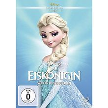 DVD Die Eiskönigin - völlig unverfroren (Disney Classics) Hörbuch