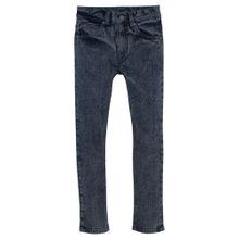 BUFFALO Jeans Regular-fit mit schmalem Bein blau