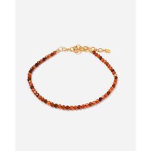 Pernille Corydon Armband Carnelian - Orange