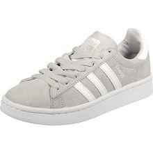 adidas Kinderschuhe Campus J W Sneakers Low grau/weiß Mädchen Kinder