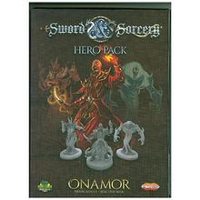 Sword & Sorcery, Onamor (Spiel-Zubehör)