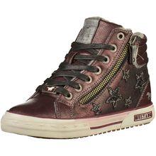 MUSTANG Sneakers Low für Mädchen bordeaux Mädchen