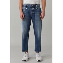 CLOSED X-Lent Tapered Jeans mid blue