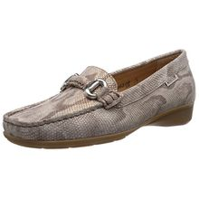 Mephisto NATALA PYTHON 7512 LIGHT SAND, Damen Mokassin, Beige (LIGHT SAND), 37.5 EU (4.5 Damen UK)