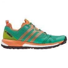 adidas - Women's Terrex Agravic - Trailrunningschuhe Gr 5,5 blau/grau/schwarz