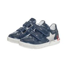 Falcotto Kinder-Sneaker - Blau (20, 30, 32)