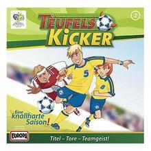 CD Teufelskicker 02 Eine knallharte Saison! Hörbuch