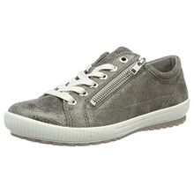 Legero Tanaro Damen Sneaker, Grau (Taupe 38), 40 EU (6.5 UK)
