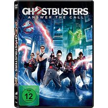 DVD Ghostbusters (2016) Hörbuch