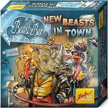 Beasty Bar - New Beasts in Town (Kartenspiel)