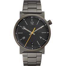 FOSSIL Uhr 'FS5508' basaltgrau / schwarz
