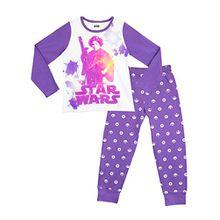 Star Wars Mädchen Prinzessin Leia Schlafanzug 134