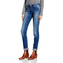 Mavi Damen Skinny Jeanshose ADRIANA, Gr. W26/L30, Blau (Blau deep shaded)