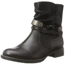 Jana Damen 25412 Stiefel, Schwarz (Black), 37 EU