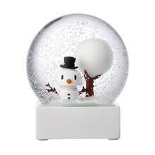 Snow Globe Snowman Schneekugel