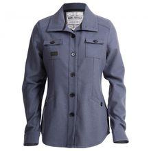 Mons Royale - Women's Mountain Shirt - Hemd Gr M;S;XS grau/schwarz/blau