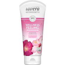 Lavera Körperpflege Body SPA Duschpflege Bio-Wildrose & Bio-Hibiskus Pflegedusche Wellness Feeling 200 ml