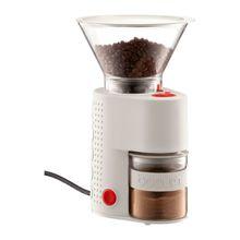 Bodum - Bistro, Elektrische Kaffeemühle, creme