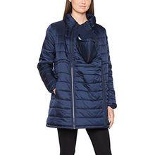 MAMALICIOUS Damen Umstandsjacke Mltolly Carrie ME Jacket, Blau (Navy Blazer Navy Blazer), 42 (Herstellergröße: XL)