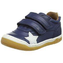 Bisgaard Unisex-Kinder 40305118 Sneaker, Blau (600-1 Navy), 35 EU