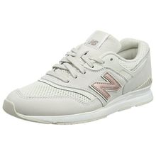 New Balance Damen Wl697v1 Sneaker, Mehrfarbig (Moonbeam), 37.5 EU