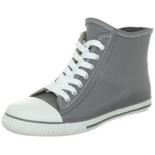 Buffalo 511-7483 RUBBER 133405, Damen Fashion Sneakers, Grau (GREY274), EU 36