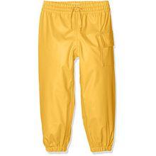 Hatley Jungen Regenhose Gr. 6 Jahr, Gelb - Gelb