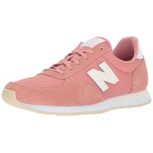 New Balance Damen WL220 Sneaker, Pink (Dusted Peach/WL220RA), 40 EU