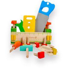 EverEarth Werkzeugkasten mit Zubehör