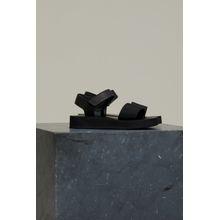 CLOSED Sandale black