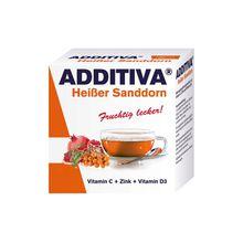 Additiva Heißer Sanddorn Pulver, 100 g