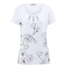 Alba Moda Shirt weiß Damen