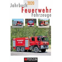 Broschiertes Buch »Jahrbuch Feuerwehrfahrzeuge 2020«
