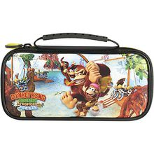 "Switch Tasche Deluxe Travel Case ""Donkey Kong Tropical Freeze"""