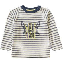 SIGIKID Sweatshirt beige / gelb / grau