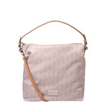 COMMA Schultertasche 'ANY TIME' taupe
