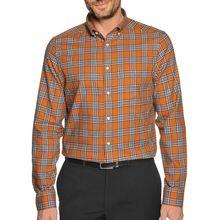 Calvin Klein Hemd Custom Fit in gelb für Herren