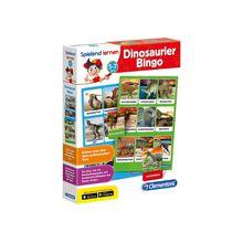 Clementoni® Spielend lernen - Dinosaurier-Bingo