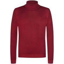Gran Sasso Rollkragen-Pullover - Rot (46, 48, 50, 52, 54, 56, 58)