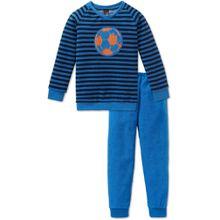 Schiesser langer Schlafanzug - Fußball