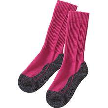 Sportsocken Active Warm  pink Mädchen Kinder