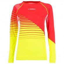 La Sportiva - Women's Tune Long Sleeve - Funktionsshirt Gr M;S;XL;XS blau;blau/orange